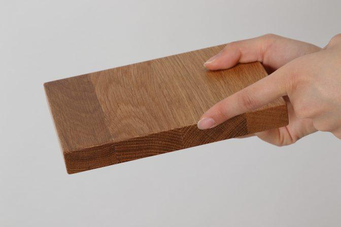 本物の木の木口
