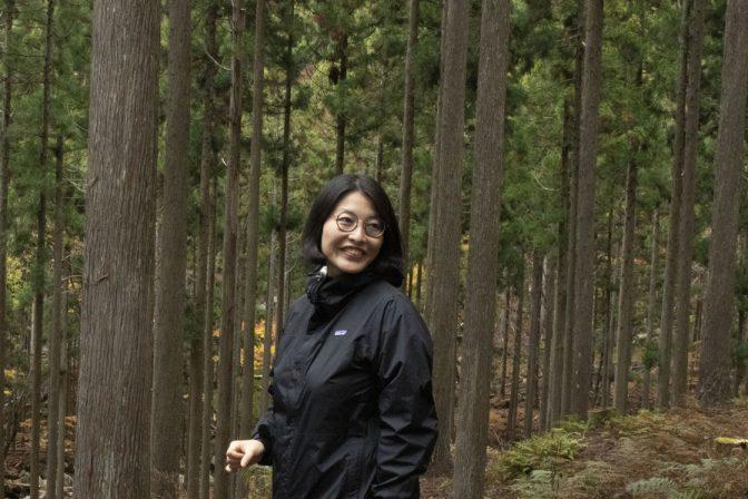 西粟倉 村 復活 は 間伐 材 で 何 を 作っ たから